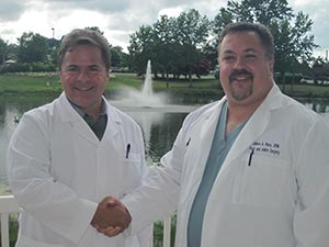 Dr. Peter Cuesta Welcomes Dr. Rano